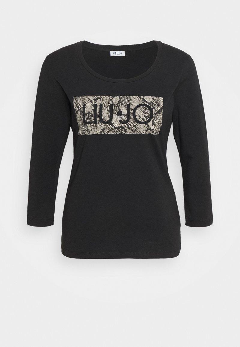 Liu Jo Jeans - MODA - Long sleeved top - nero