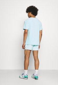 Tommy Jeans - TOWELING  - Shortsit - aqua coast - 2
