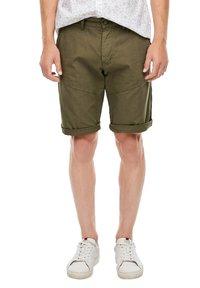 s.Oliver - Shorts - khaki - 5