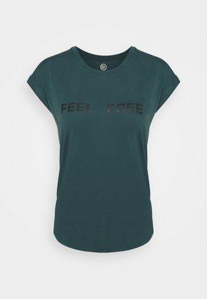 FRINGE - Print T-shirt - vert