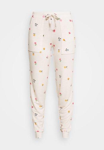 FLEXIFIT PANT - Pyjamasbukse - oatmeal mix