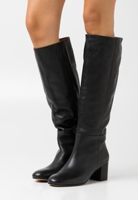Shoe The Bear - BESS PULL ON  - Boots - black - 0
