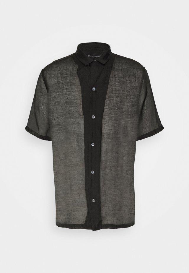 SOLANA - Camisa - black