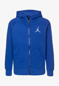Jordan - JUMPMAN FULL ZIP - Zip-up hoodie - hyper royal - 0