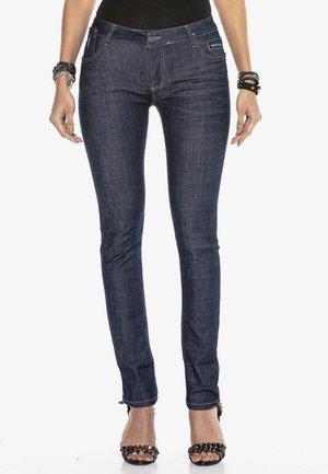 Slim fit jeans - rawblue