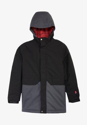 ZEOLITE  - Snowboard jacket - black