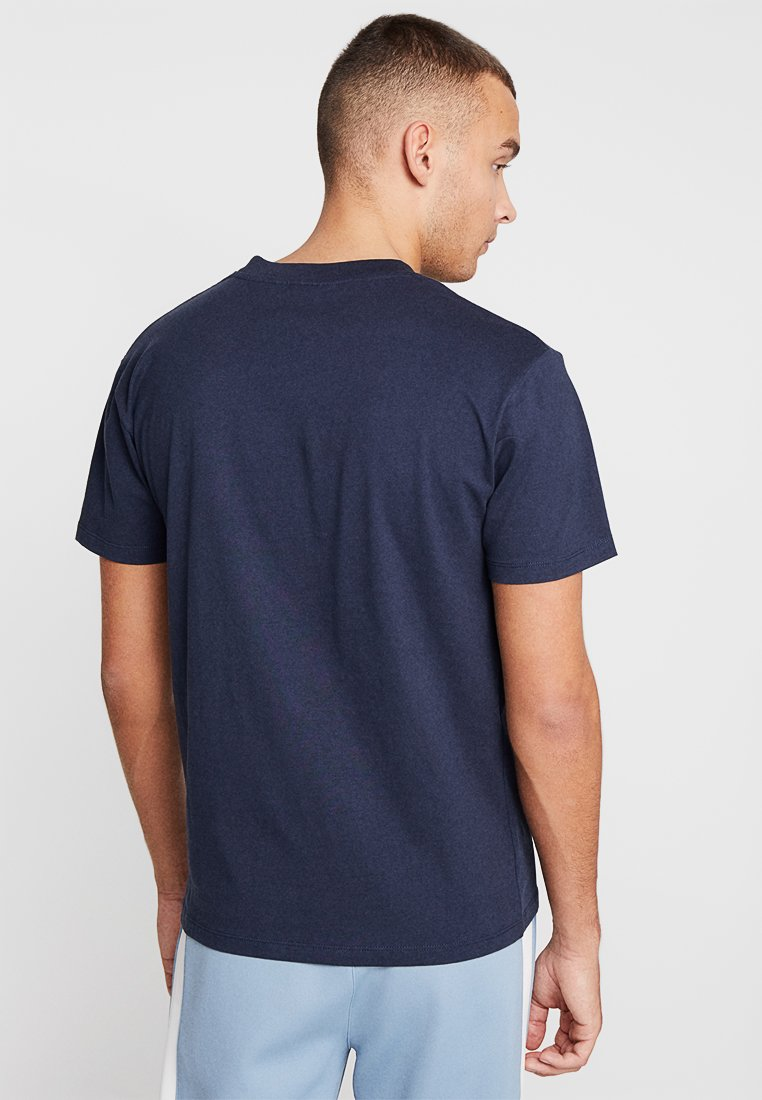 Minimum AARHUS - Basic T-shirt - navy blazer Vdh9Y