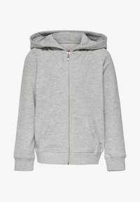 Kids ONLY - Zip-up hoodie - light grey melange - 0