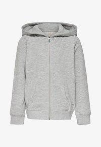 Kids ONLY - Sweater met rits - light grey melange - 0