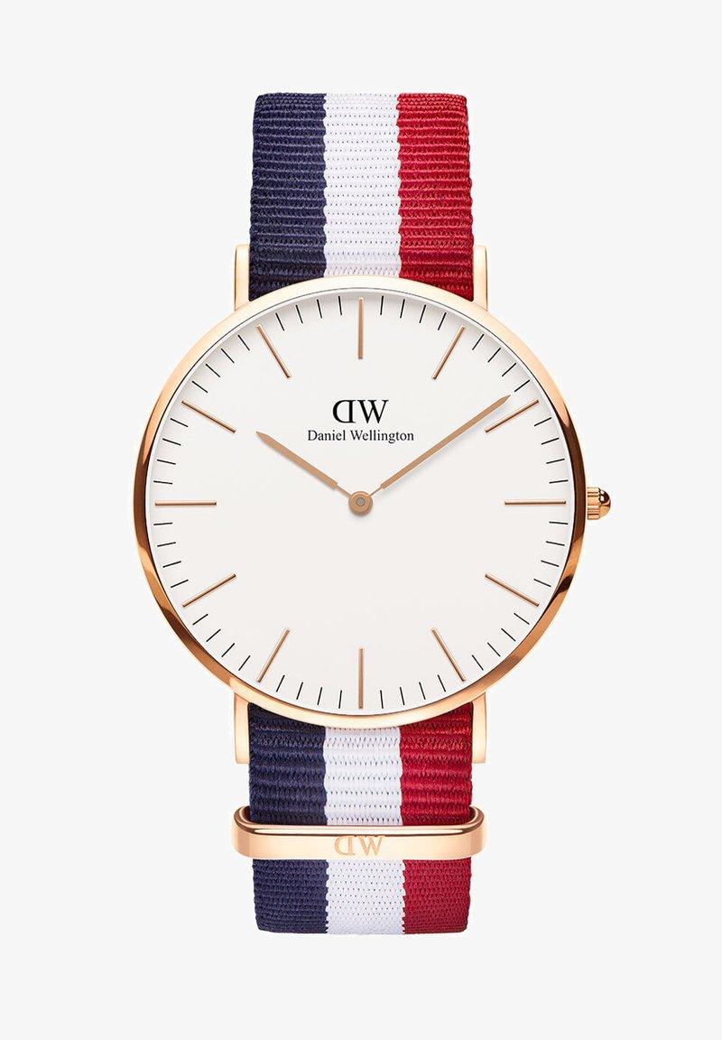 Daniel Wellington - CLASSIC CAMBRIDGE 40MM - Watch - roségoldfarben