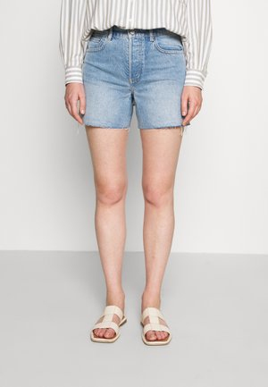 THE MONTY HIGH SHORT - Jeansshort - ruby sparks