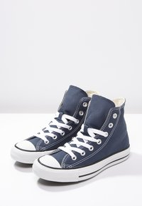 Converse - CHUCK TAYLOR ALL STAR HI - Höga sneakers - navy
