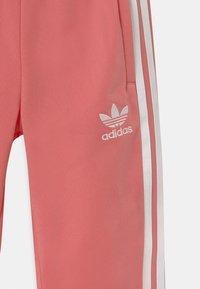 adidas Originals - ADICOLOR SST TRACK PANTS - Tracksuit bottoms - hazy rose/white - 2