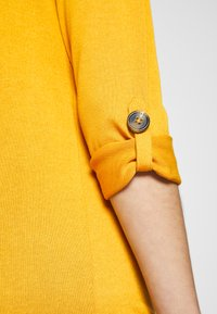 ONLY - ONLELLE CARDIGAN - Cardigan - golden yellow - 4