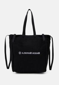 MM6 Maison Margiela - WASHED BERLIN BAG  - Tote bag - black - 1