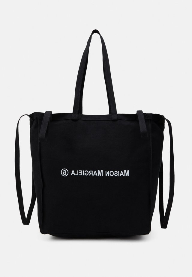 WASHED BERLIN BAG  - Shopping bag - black