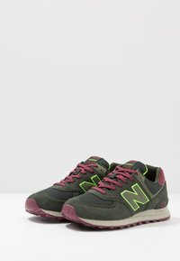 New Balance - Sneakers - green - 2