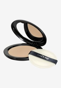 IsaDora - VELVET TOUCH SHEER COVER COMPACT POWDER - Powder - neutral ivory - 4