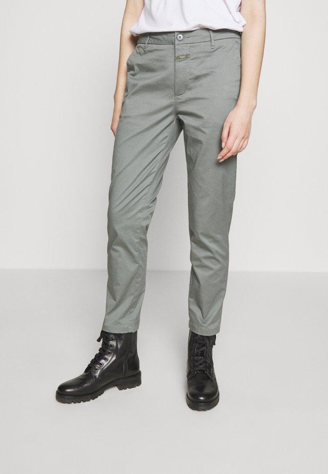 JACK - Pantalones chinos - dusty pine