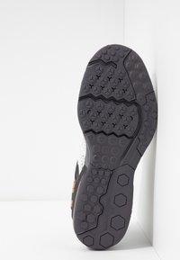Nike Performance - ZOOM DOMINATION TR 2 - Sports shoes - platinum tint/metallic copper/thunder grey/off noir - 4