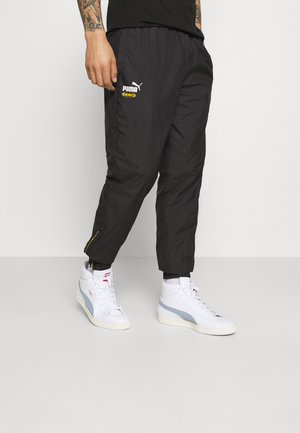 ICONIC KING TRACK PANTS - Tracksuit bottoms - puma black