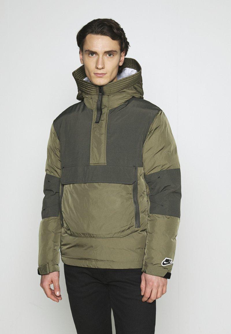 Nike Sportswear - Winter jacket - medium olive/black