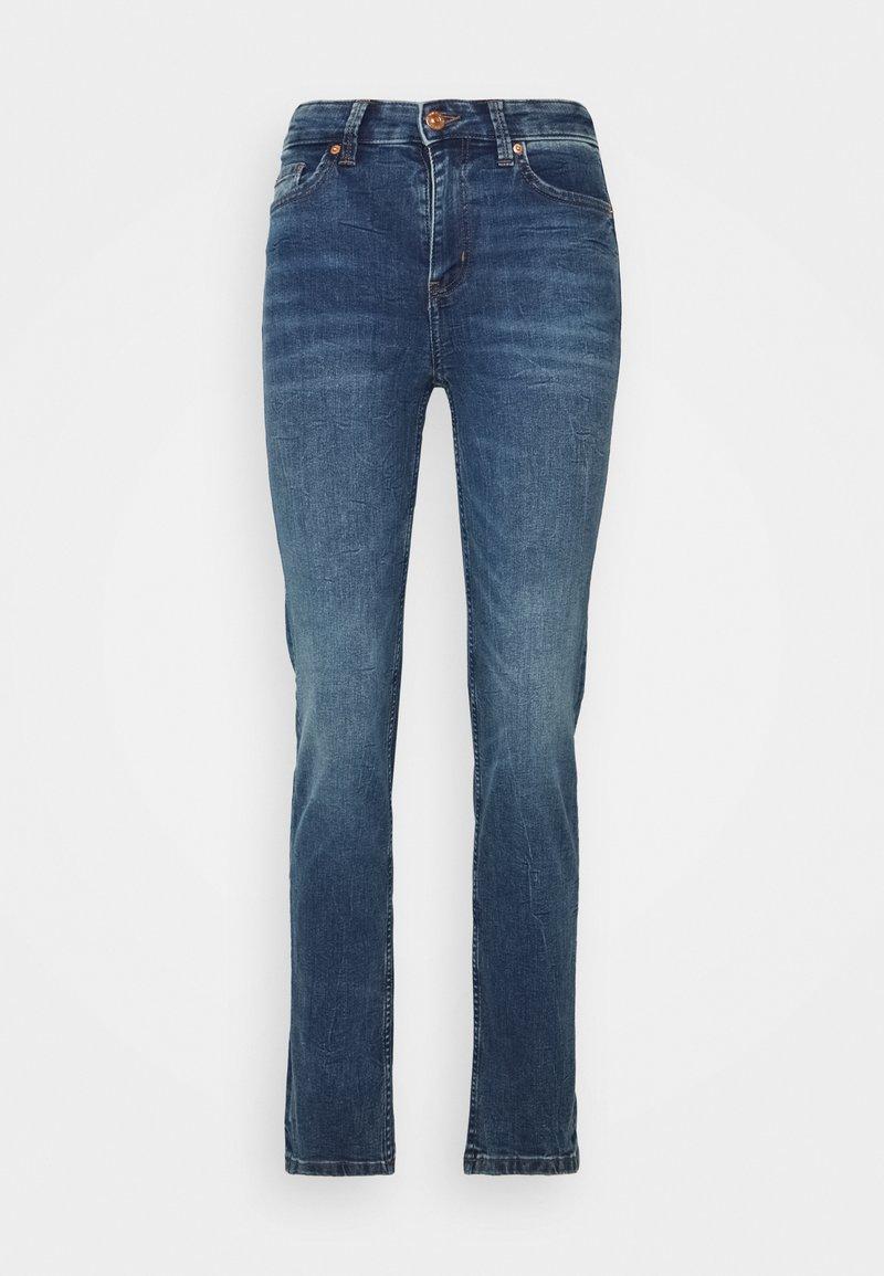 Marks & Spencer London - SIENNA - Straight leg jeans - dark blue