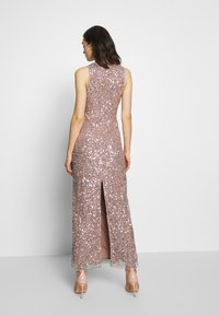 Lace & Beads - MAXI - Occasion wear - rose - 2