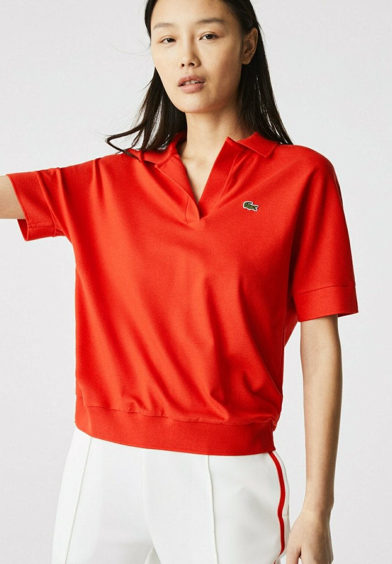 Lacoste - Polo shirt - rot