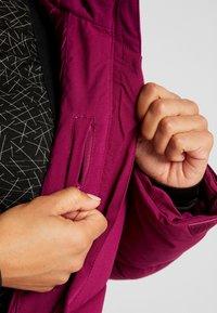 Halti - SAMMU SKI JACKET - Ski jas - magenta purple - 3