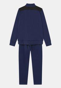 Nike Sportswear - AIR SET UNISEX - Tepláková souprava - midnight navy/black/white - 1