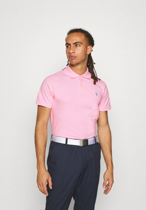 SHORT SLEEVE - Polo - carmel pink
