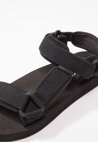 Vero Moda - VMMARBLE - Sandales de randonnée - black - 2