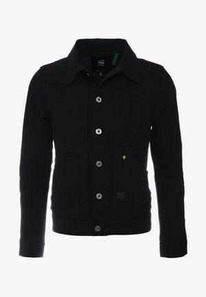 5650 JACKET - Džínová bunda - black denim pitch
