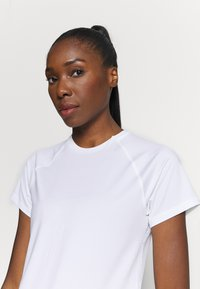 Under Armour - SPORT HI LO  - T-Shirt basic - white - 3