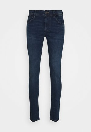 CULVER - Slim fit -farkut - used dark stone blue denim