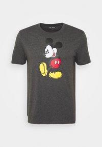 GAP - MICKEY - Print T-shirt - charcoal grey - 4