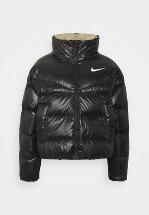 Down jacket - black/mystic stone