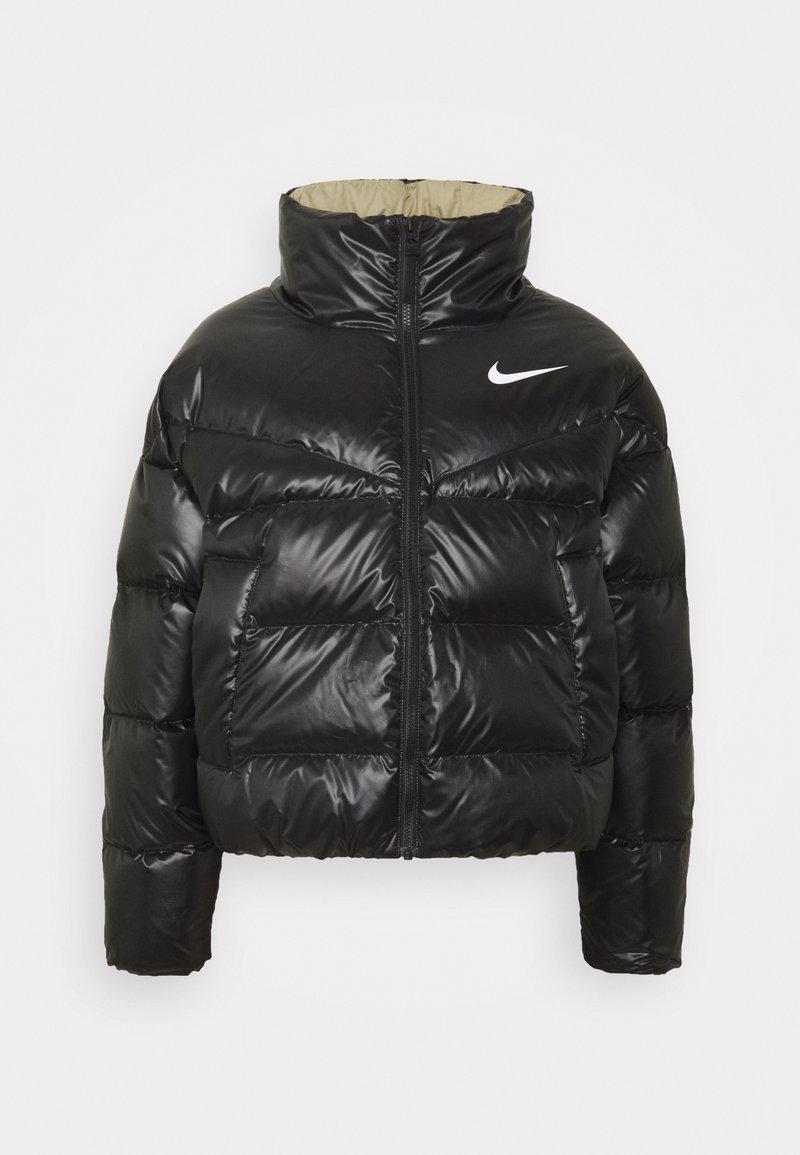 Nike Sportswear - Down jacket - black/mystic stone