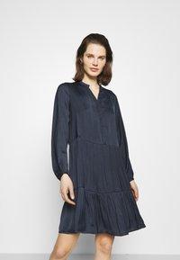 Soyaconcept - PAMELA - Shirt dress - navy - 0
