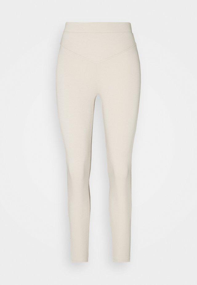 NINETTE - Legging - beige