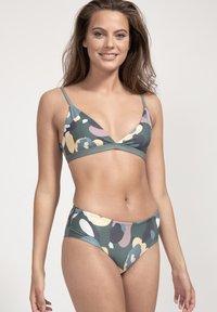 boochen - AMAMI - Bikini top - green - 1