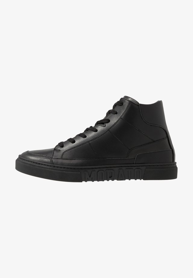 INK STRIKE - High-top trainers - black