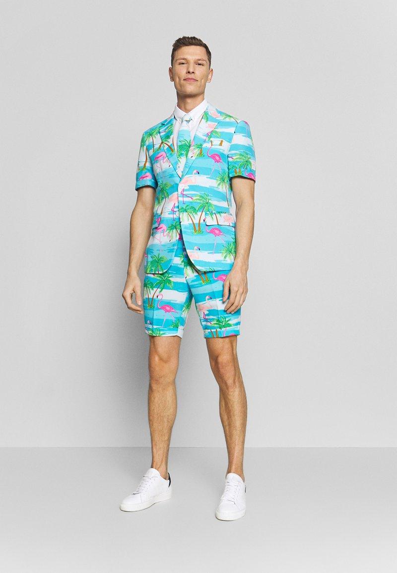 OppoSuits - SUMMER FLAMINGUY - Costume - light blue