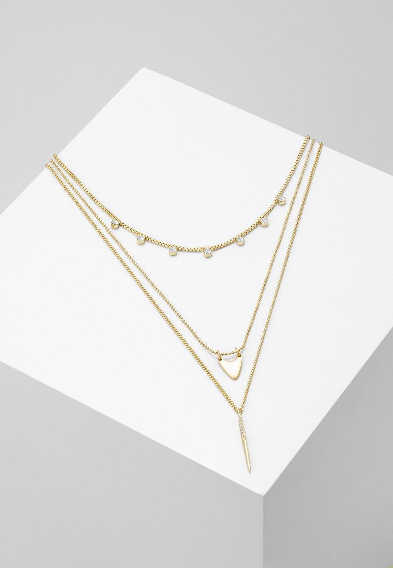 Pilgrim - Halsband - gold-coloured