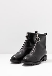 Even&Odd Wide Fit - WIDE FIT - Classic ankle boots - black - 4