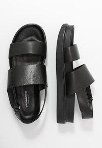 Vagabond - ERIN - Sandály - black - 3