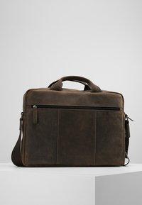 Strellson - HUNTER BRIEFBAG - Briefcase - dark brown - 2