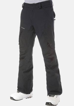 ARTICULATED PANT - Pantalon classique - black