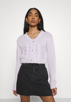 TWO BECOME ONE CARDI CAMI SET - Cardigan - lilac blossom